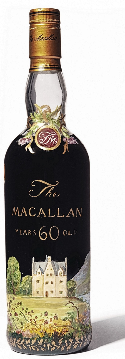 Macallan-1926-botella-diseño-Michael-Dillon