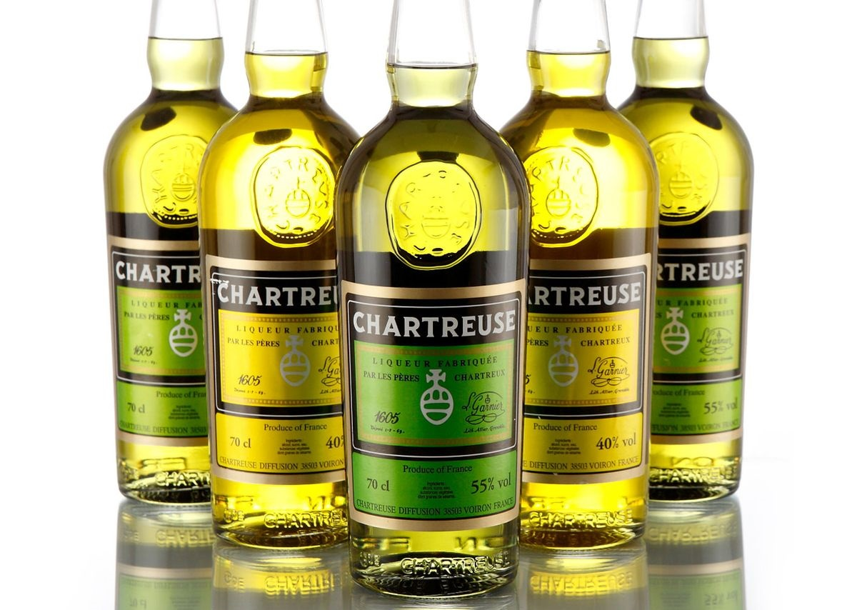 Chartreuse-licor