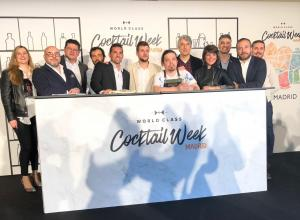 World Class Cocktail Week Madrid