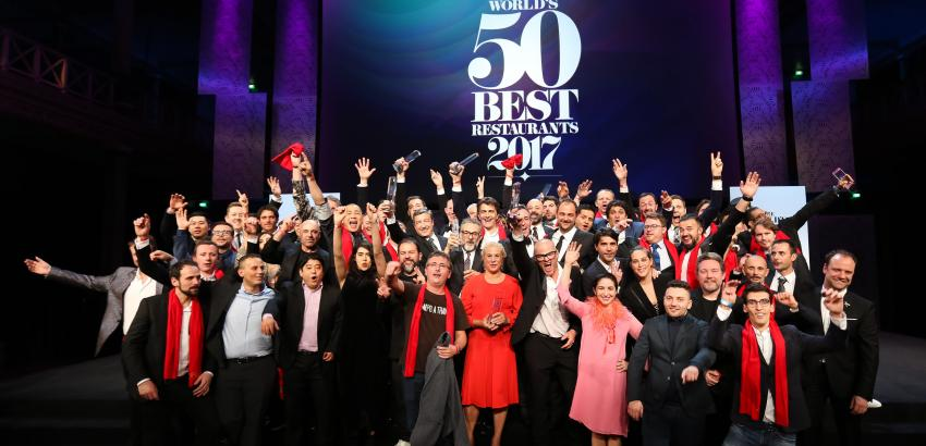 The World's 50 Best Restaurants-ganadores-2017