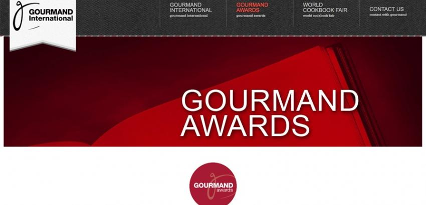 Gourmand World Cookbook Awards-2018